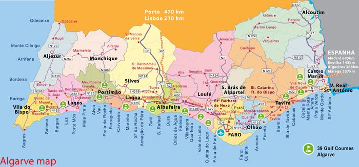 mapa estradas algarve CityMaps   cch mapa estradas algarve